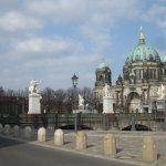 Ein schöner Blick zum Dom mit Schlossbrücke - Foto von Susanne Haun