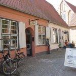 Die Galerie Klosterformat in Rostock - Foto von Susanne Haun