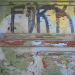 Detail Tür in der August Str. - Foto von Susanne Haun