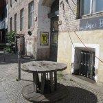 Irgendwo Oranienburger Str. - Foto von Susanne Haun