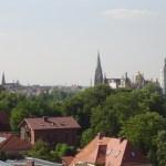 Blick von der Sternwarte Schwerin - Foto von Susanen Haun
