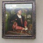 Das Portrait des Kaufmanns von Hohlbein in der Gemäldegalerie