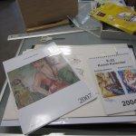 Ich habe beim Umzug die Kalender von 2004 und 2007 gefunden - Foto von Susanne Haun