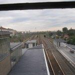 Mit der S-Bahn begann meine Fahrt nach Wriezen - Foto von Susanne Haun