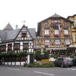Altenahr ist eine alte Weinstadt - Foto von Susanne Haun