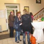 Die ersten Gäste treffen ein - Foto von Susanne Haun