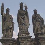 Ich dachte es sind die heiligen drei Könige; sie sind es aber nicht - Foto von Susanne Haun