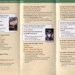 1. Halbjahr 2012 - Veranstaltungen in der Humboldt-Bibliothek in Tegel Berlin