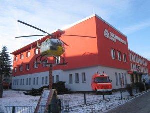 Das Feuerwehrmuseum geradeüber der Hallen am Borsigturm (c) Foto von Susanne Haun (2)