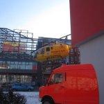 Das Feuerwehrmuseum geradeüber der Hallen am Borsigturm (c) Foto von Susanne Haun (3)