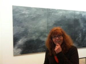 Neue Nationalgalerie Ausstellung Gerhard Richter (c) Foto von Claudia Jahnke (3)