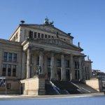 Schauspielhaus am Gendarmenmarkt (c) Foto von Susanne Haun