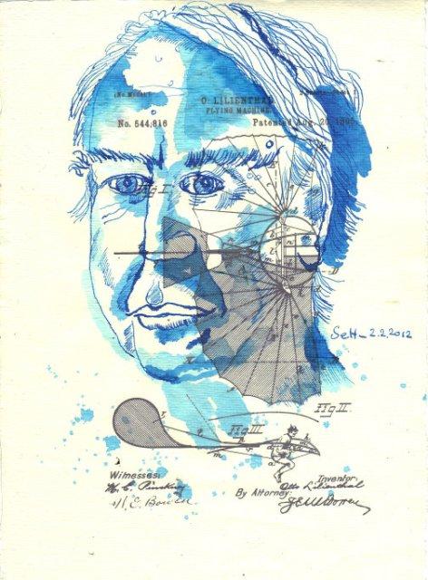 Vom Erfinder Dasein Edison (c) Zeichnung von Susanne Haun (3)