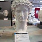 Agrippina Minor in der Abguss Sammlung Berlin (c) Foto von Susanen Haun