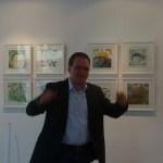 Ausstellungseröffnung Sternzeichen (c) Frank Koebsch