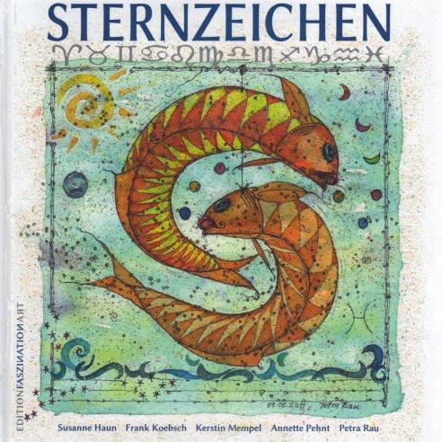 Cover Buch Sternzeichen ISBN 978-3942002042