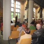 Vernissage Flughafen Tegel (c) Fotos von Cordula Kerlikowski