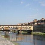 Ponte Vecchio in Florenz (c) Foto von Susanne Haun