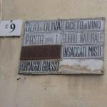 Schilder in Portico di Romagna (c) Foto von Susanne Haun (2)