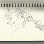 Schlüssel (c) Zeichnung von Susanne Haun