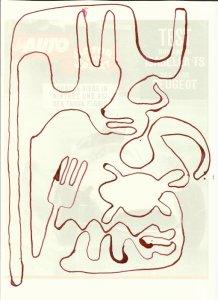 Ultimos Rennstrecke des Lebens Version 4(c) Zeichnung von Susanne Haun