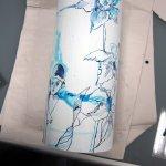 Wie immer am Schwierigsten, die Übergänge (c) Zeichnung von Susanne Haun