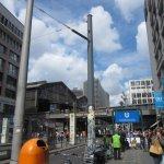 Auf der Friedrichstrasse (c) Foto von Susanne Haun