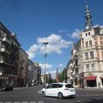 Auf der Hauptstrasse (c) Foto von Susanne Haun