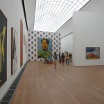 Auf dem Weg traf ich Warhol (c) Foto von Susanne Haun