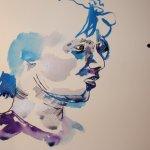 Entstehung meines Sinnbildes von Matta-Clark (c) Zeichnung von Susanne Haun