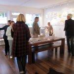 Die Gäste kommen und gehen (c) Foto von Susanne Haun