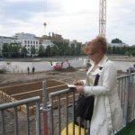 3 Im Sommer zu Beginn der Bauarbeiten (c) Foto von Tanja Maciejewski