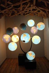 Präsentation Columbus Globen (c) Foto von Susanne Haun
