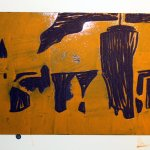 Dritte, gelbe Platte (c) Foto von Susanne Haun