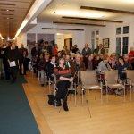 Die Gäste treffen ein (c) Foto von Susanne Haun