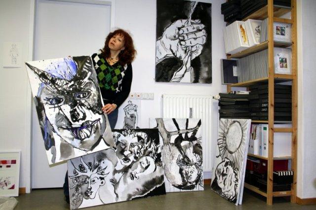 Selbstauslöser sind tükisch (c) Susanne Haun