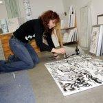 Entstehung - Tagsüber im Schlund des Meeres (c) Susanne Haun