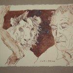 16 Von den Löwen träumen (c) Zeichnung von Susanne Haun