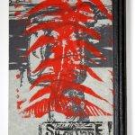 Rückseite Künstlerunikatbuch Mann Meer Marlin (c) von Susanne Haun
