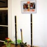 Diarmuids Instrumente (c) Foto von Antje