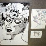 Die Steinernen Tränen im Größenvergleich 40 x 30 cm und 17 x 24 cm (c) von Susanne Haun