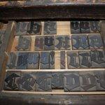 Buchstaben (c) Foto von Susanne Haun