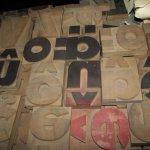 Noch mehr Buchstaben (c) Foto von Susanne Haun