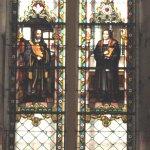 Glasfenster in der Klosterkirche Grimma (c) Foto von Susanne Haun