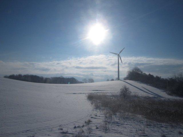 Windräder (c) Foto von Susanne Haun