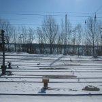 Einsame Bahnhöfe (c) Foto von Susanne Haun