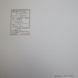 Blatt 26 Henry Miller (c) Collage von Susanne Haun