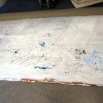 Das Ende der großen Leinwand (c) Zeichnung von Susanne Haun