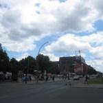 Der Karstadt am Leopoldplatz ist nicht nur den Weddingern ein Betriff (c) Foto von Susanne Haun