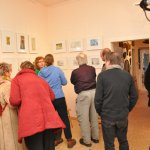 Ausstellungseröffnung Galerie Blickwinkel (c) Foto von M.Fanke